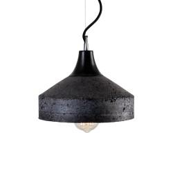 Lampa Betonowa Vulcano graphite